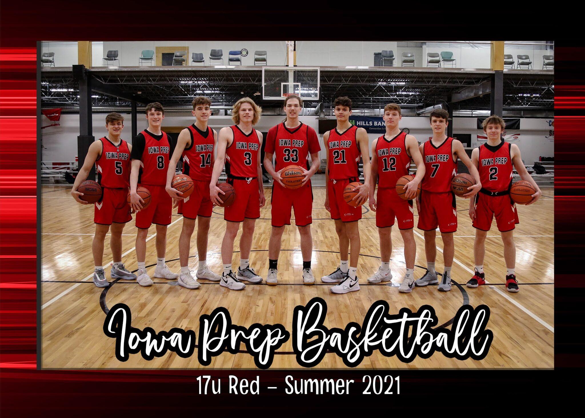 2021-SS-Iowa Prep 17u Boys Red